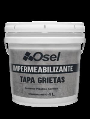 Tapa Grietas para Impermeabilizante Osel