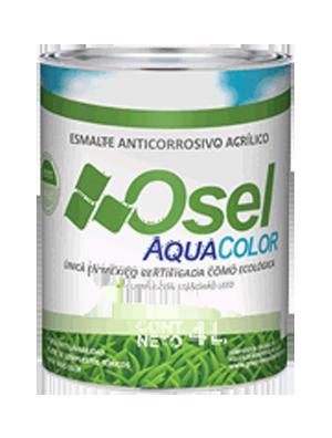 Esmalte Osel Verde Aquacolor
