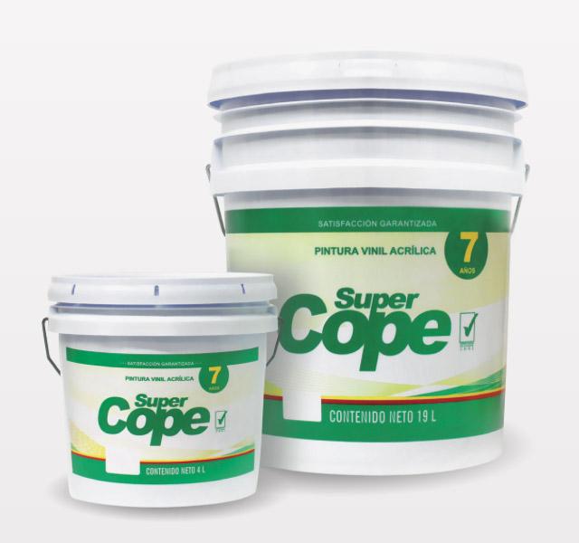 Super Cope 7 Años