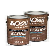 Products para madera Osel